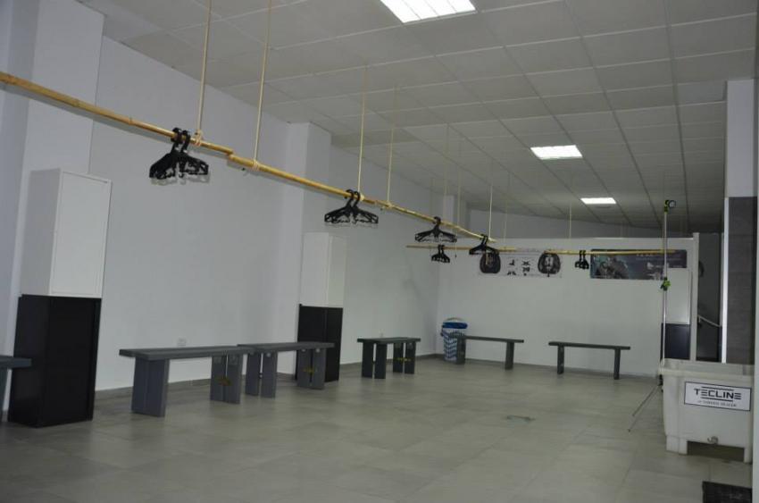 Nassbereich , Tauchschule Teneriffa Süd, Diveria Diving Center, Alcala Teneriffa, Spanien, Kanarische Inseln
