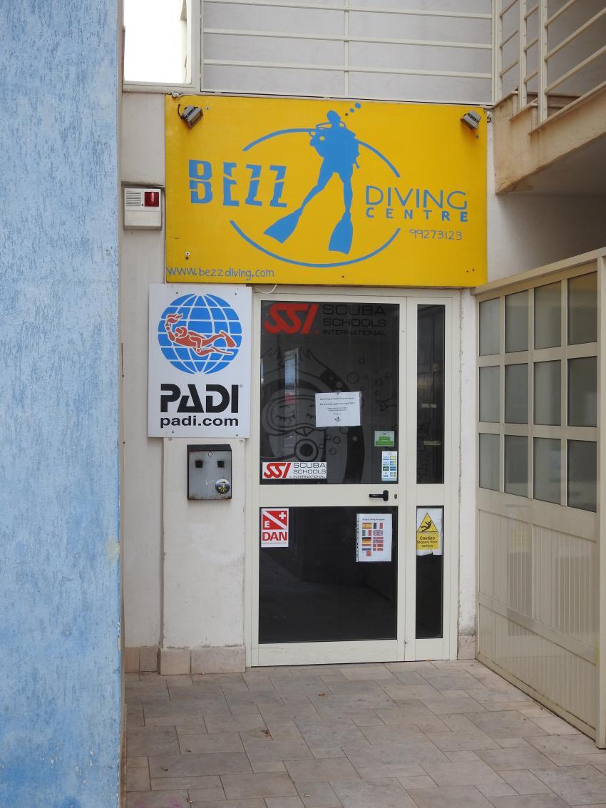 Bezz Diving, Mellieha, Malta, Malta - Hauptinsel