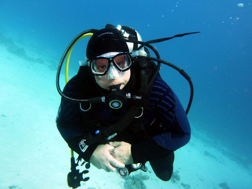 aller Anfang ist schwer, Annette & Robby RedSea-Divers,Hurghada,Ägypten,Taucher