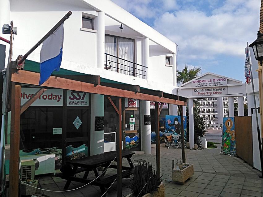 Windmills Diving Protaras, Windmills Diving School Protaras, Zypern