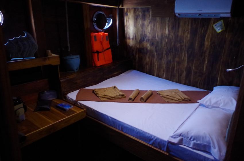 Schlafzimmer, Wunderpus, Indonesien, Allgemein