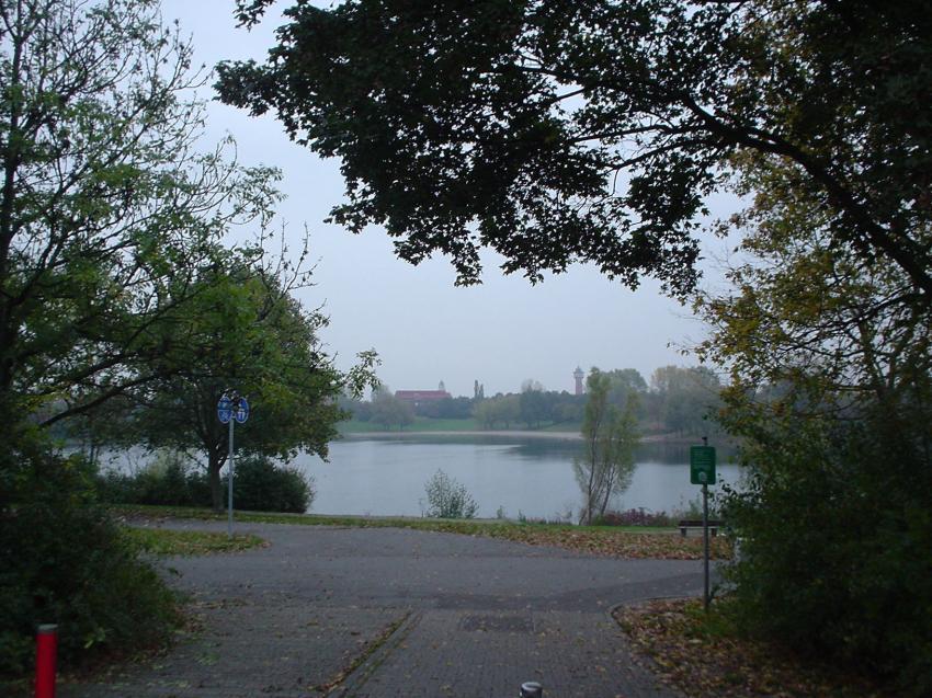 Vogelstang See Mannheim, Vogelstangsee,Mannheim,Baden Württemberg,Deutschland