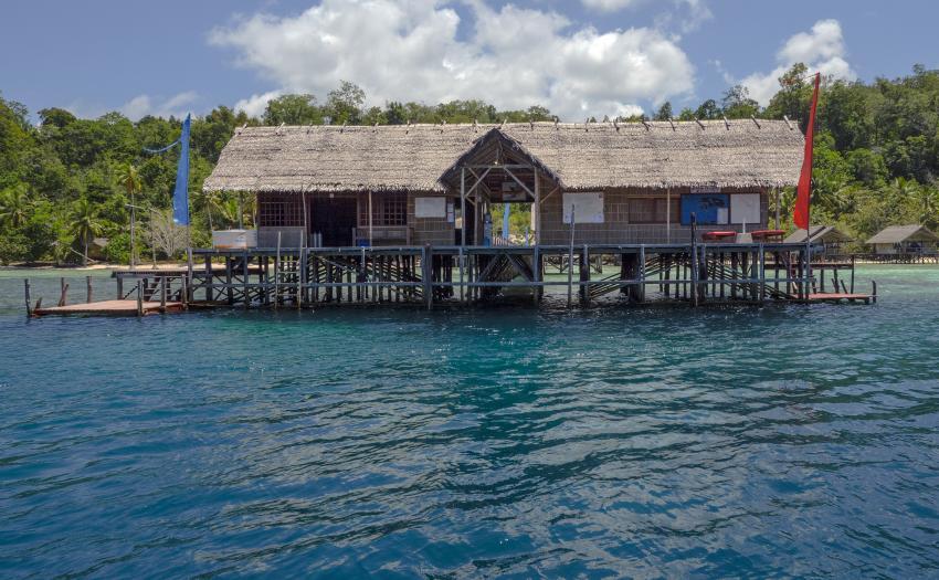Papua Explorers Tauchcenter, Tauchen Raja Ampat, Raja Ampat Papua Explorers Resort, Indonesien, Allgemein