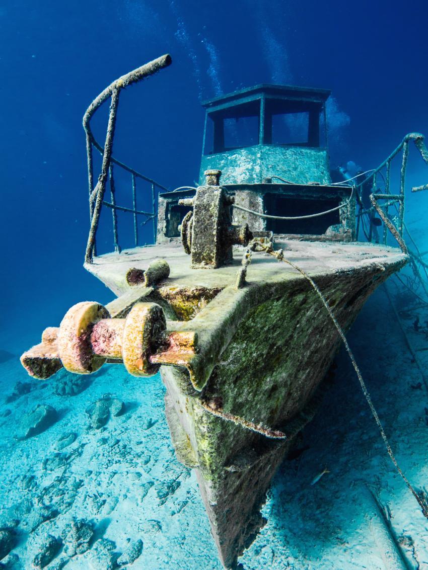 Mangel Halto Wrack © Aruba Tourism Authority, Mangel Halto Wrack, Niederländische Antillen, Aruba