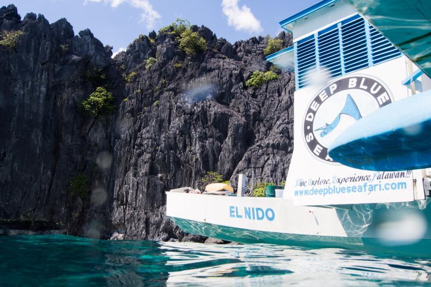 Deep Blue Diving Seafari, El Nido, Philippinen