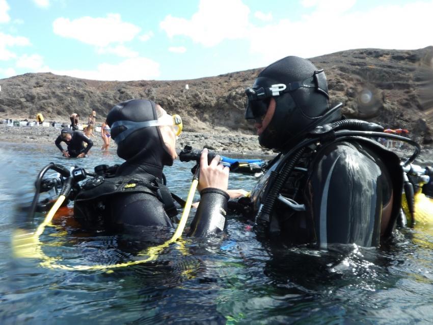Open water dive - El Puertito - Delphinus, Tauchkurse fuerteventura, Tauchschule fuerteventura, tauchbasis costa calma, Delphinus Diving School Fuerteventura, Spanien, Kanarische Inseln