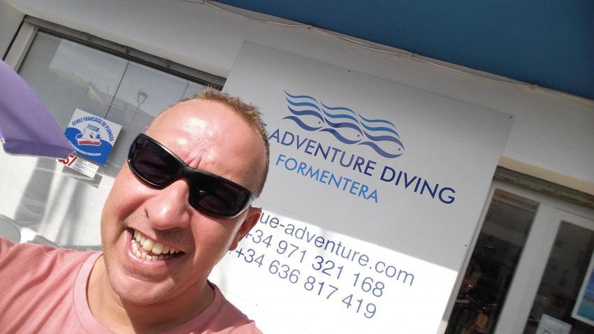 Blue Adventure, Formentera, Spanien, Balearen