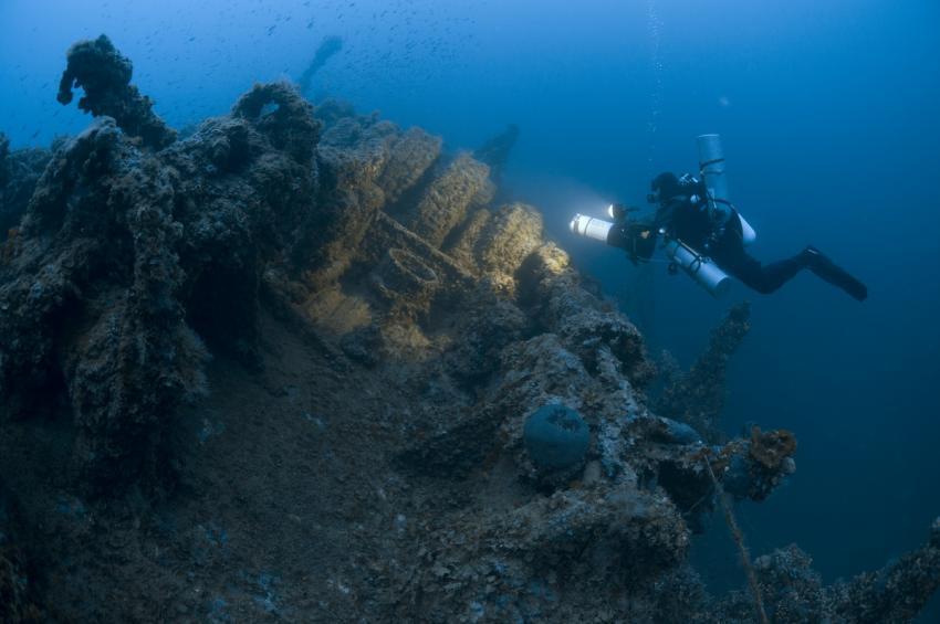 Wrack Le Polynesien, Malta, Malta - Hauptinsel