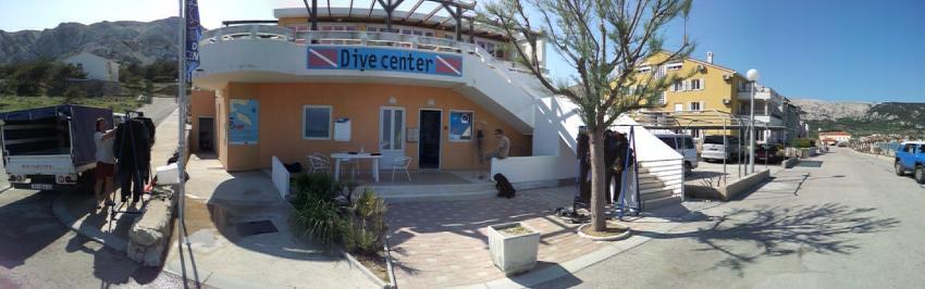 Squatina Diving, Baska, Insel Krk, Kroatien