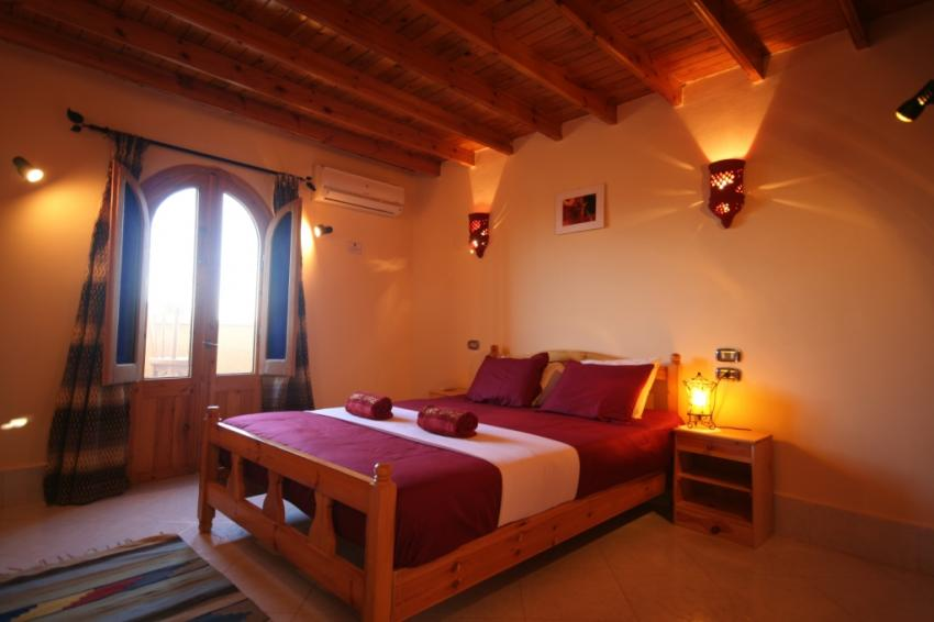 Zimmer mit Meerblick. Sea View Room, Dive Urge Dive Resort, Dahab, Ägypten, Sinai-Nord ab Dahab