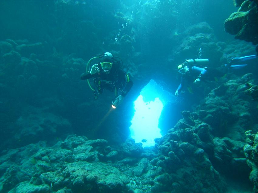 Südtour Divers Heaven Fleet, Südtour,Ägypten,Grotte,Grottensystem