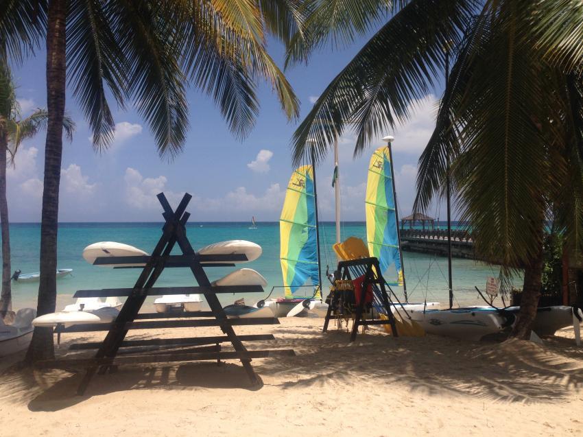 ScubaCaribe RIU Ocho Rios - Strand, Scubacaribe, Ocho Rios, Hotel RIU, Jamaika