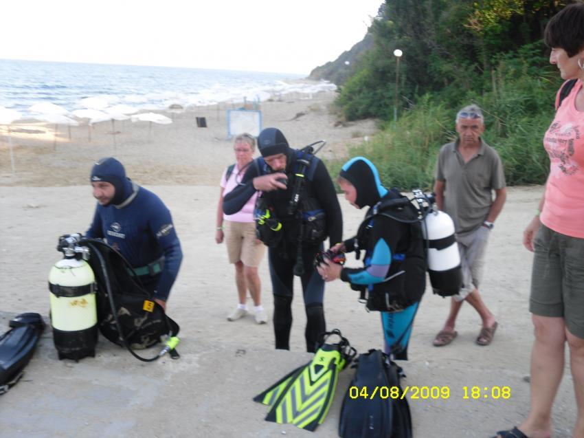 """Leben im """"schwarzen Meer"""", Sunny Day & CO,Bulgarien"""