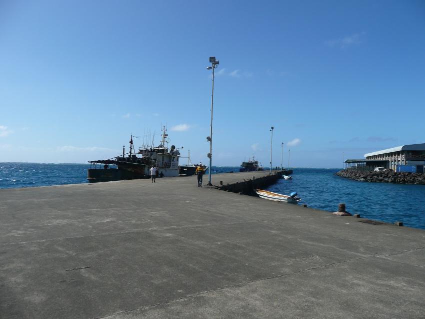 Ovalau und Wakaya-Passage, Ovalau,Fidschi