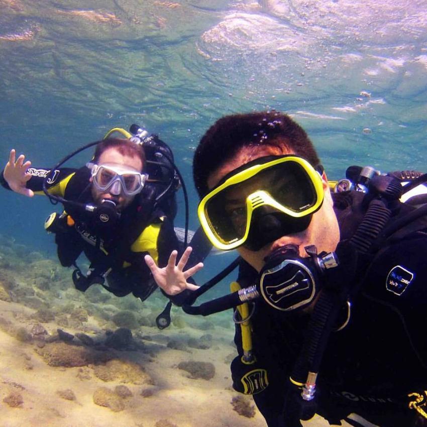 Zeus Dive Center, Playa del Ingles, Gran Canaria, Spanien, Kanaren (Kanarische Inseln)