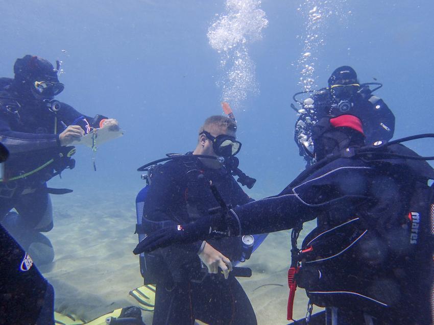 IDC Skills, IDC, Gozo, DiveSmart Gozo, Malta