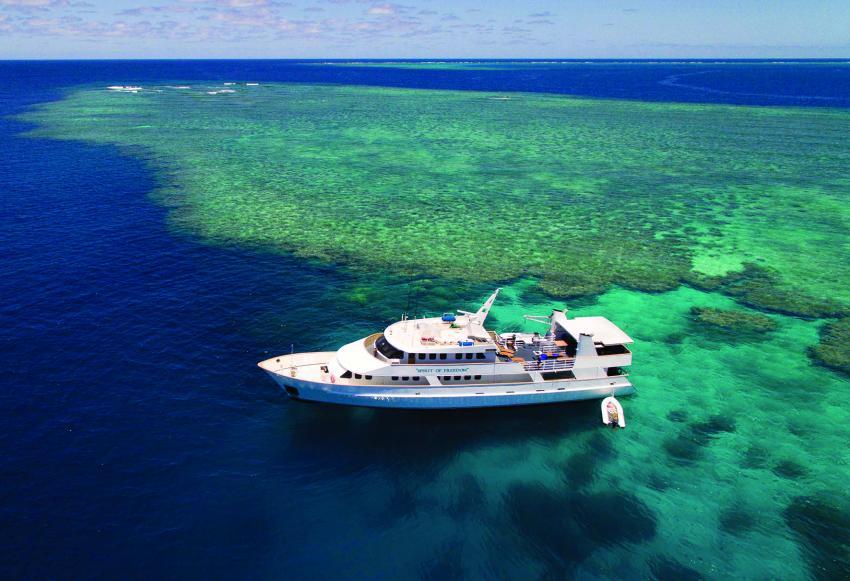 Spirit of Freedom, Cairns, Australien