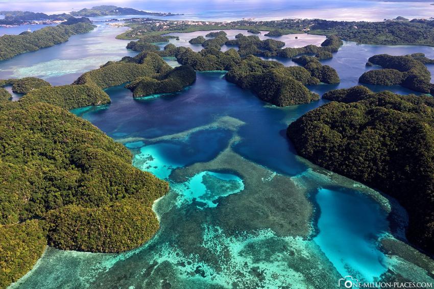 Palau allgemein, Palau
