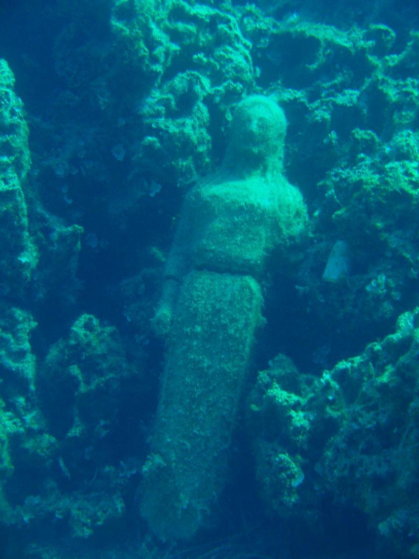 Herbieopolis/Protaras, Herbieopolis/Protaras,Zypern,Statue