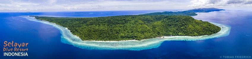 www.selayar-dive-resort.de, Selayar Dive Resort, Indonesien, Sulawesi