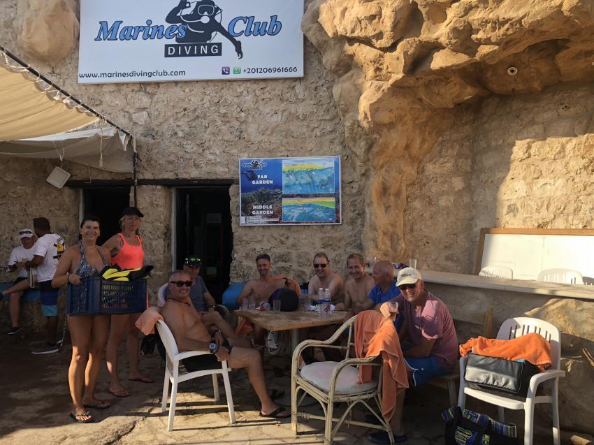 Marines Diving Club, Sharm Plaza, Ägypten, Sinai-Süd bis Nabq