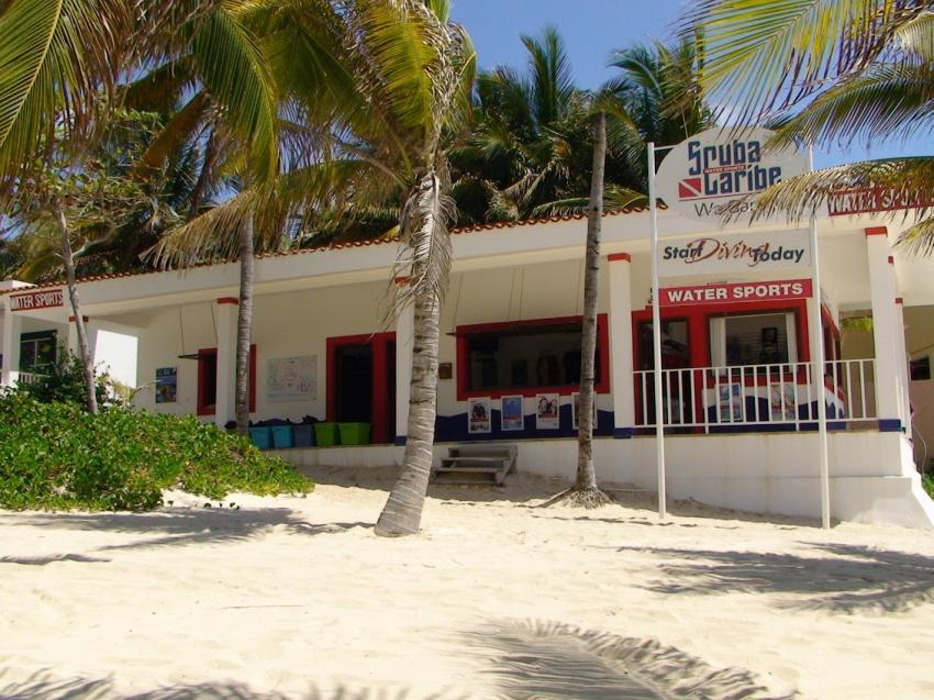 ScubaCaribe Playa del Carmen - RIU Hotels, Mexiko