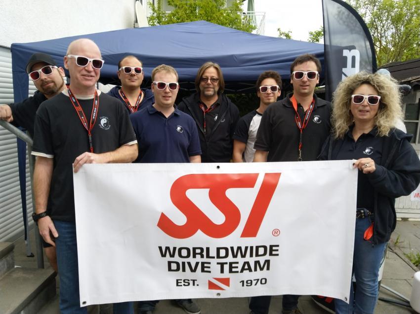 Unser Team, Balance-Diving - Tauchen in Mainfranken, Arnstein, Deutschland, Bayern