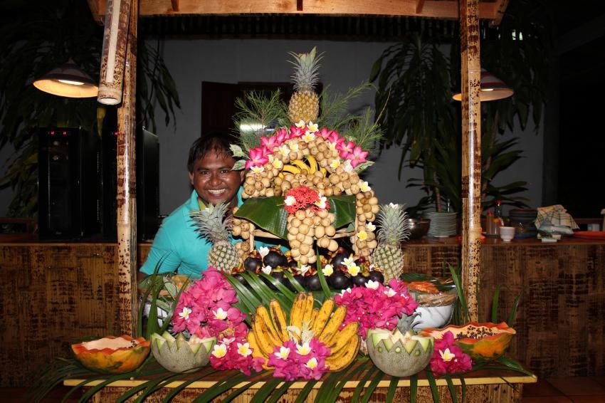Fruit Festival, Thalassa, Manado, Nord-Sulawesi, Indonesien, Sulawesi