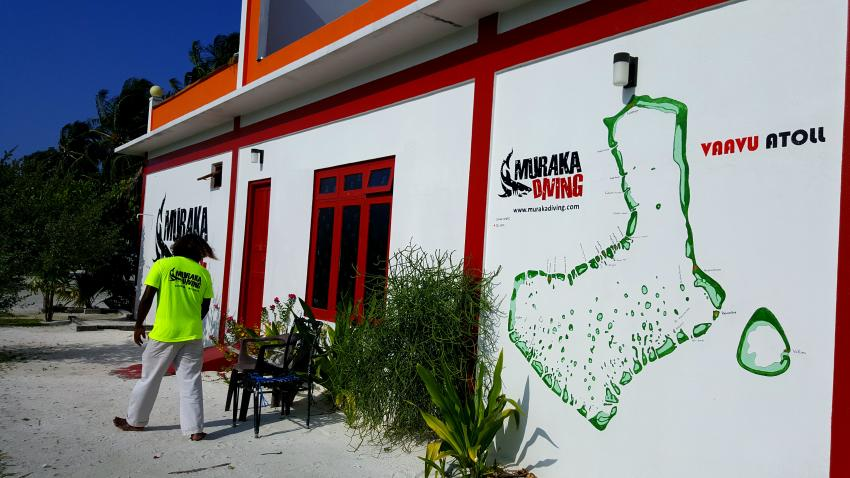 Muraka Diving / Kalhu Muraka Gästehaus, Vaavu Keyodhoo, Diving, Malediven, Keyodhoo, Muraka Diving, Vaavu Atoll