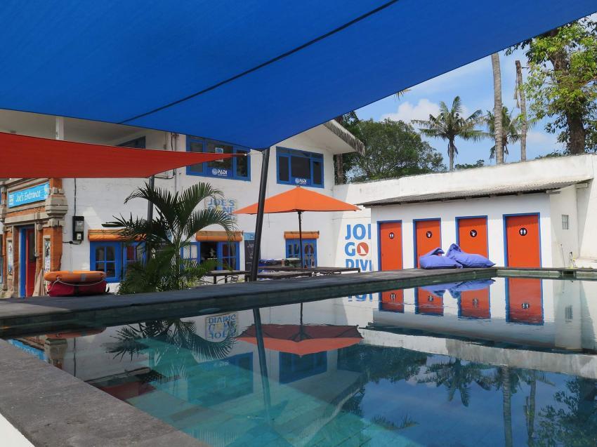 Joe's Gone Diving, Joe´s Gone Diving, Indonesien, Bali
