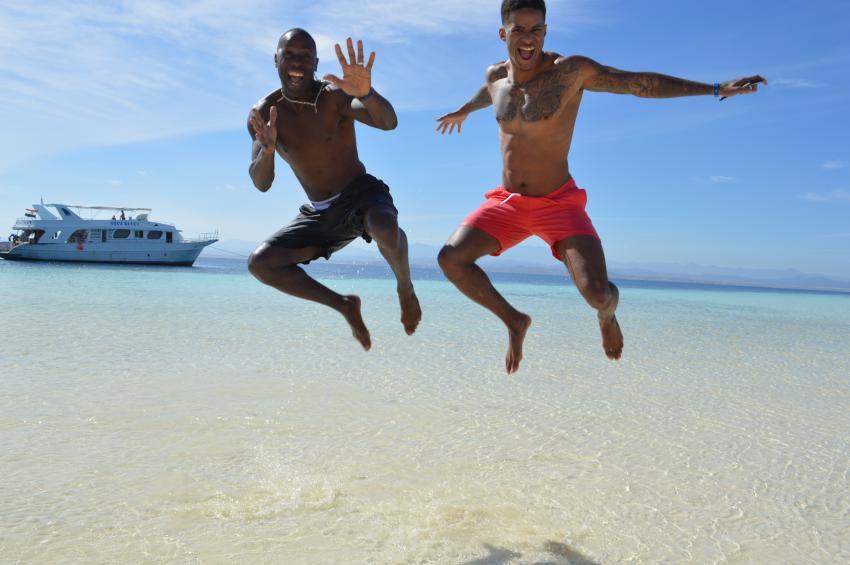 Island Trip, Blue Ocean Diving Center, Abu Dabbab, Ägypten, Marsa Alam und südlich