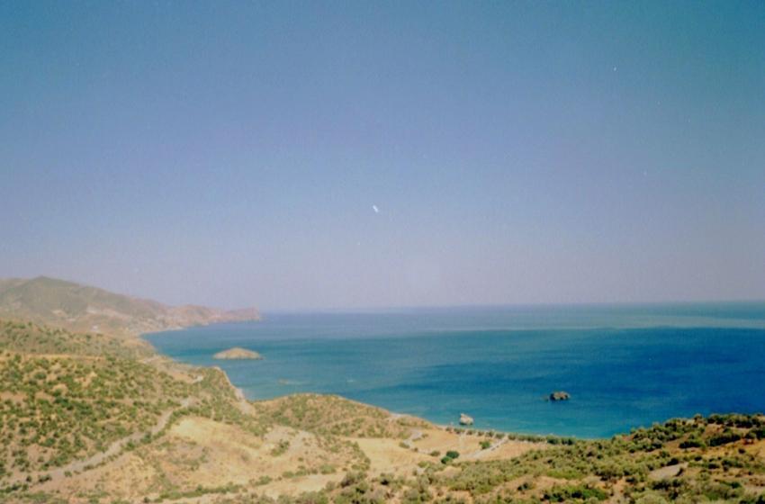 Kreta, Kreta,Griechenland,Der Süden Kretas,bucht,strand
