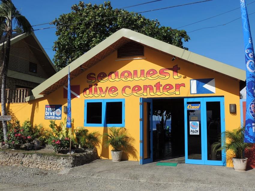 Seaquest Dive Center - Moalboal, Cebu, Philippines, Bohol, Padi, Balicasag, Visayas, Cebu, Pescador Island, Sardines, Seaquest Dive Center, Moalboal und Bohol, Philippinen