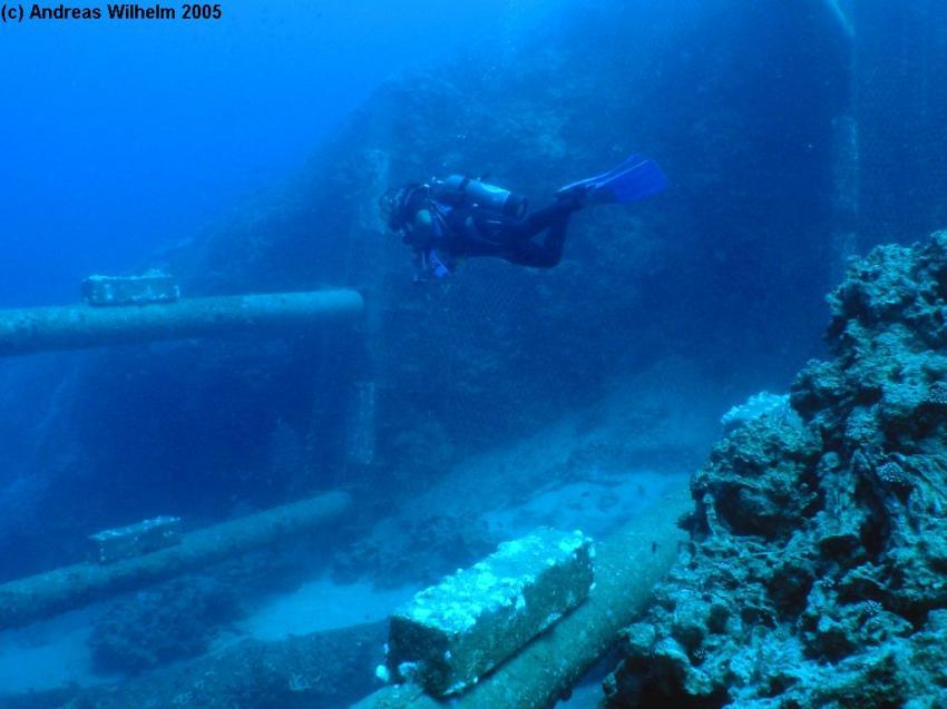Rambo Reef, Rambo Reef,Jordanien