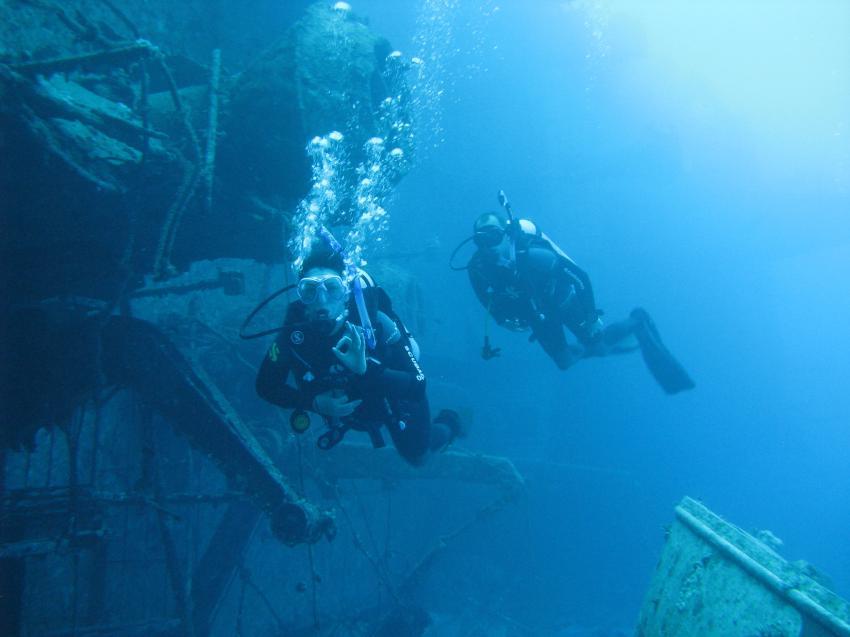 Bootstour mit Scuba World zum Salem Express, ScubaWorld Divers Makadi Bay Madinat, Ägypten, Safaga