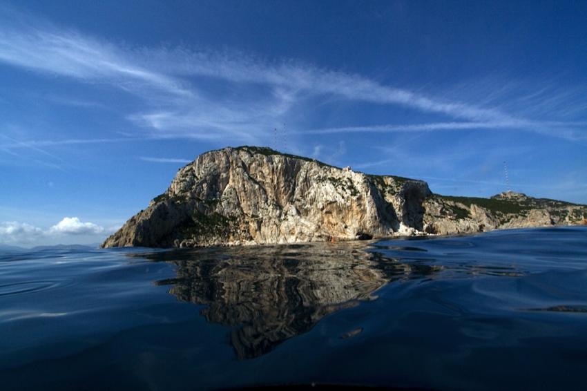 Tavolara island, Ira Diving Club, Porto Rotondo (Sardinien), Italien, Sardinien
