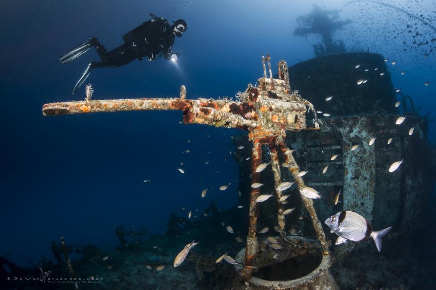 """The Battleship"", Wrack - Malta"