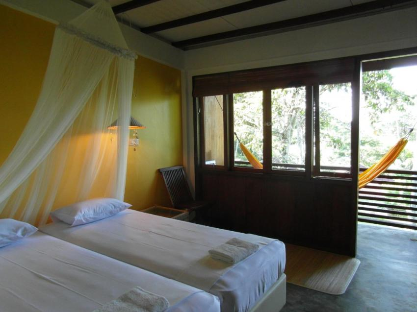 Living Color Rooms, Lumba Lumba Diving Center, Pulau Weh, Sumatra, Indonesien, Allgemein