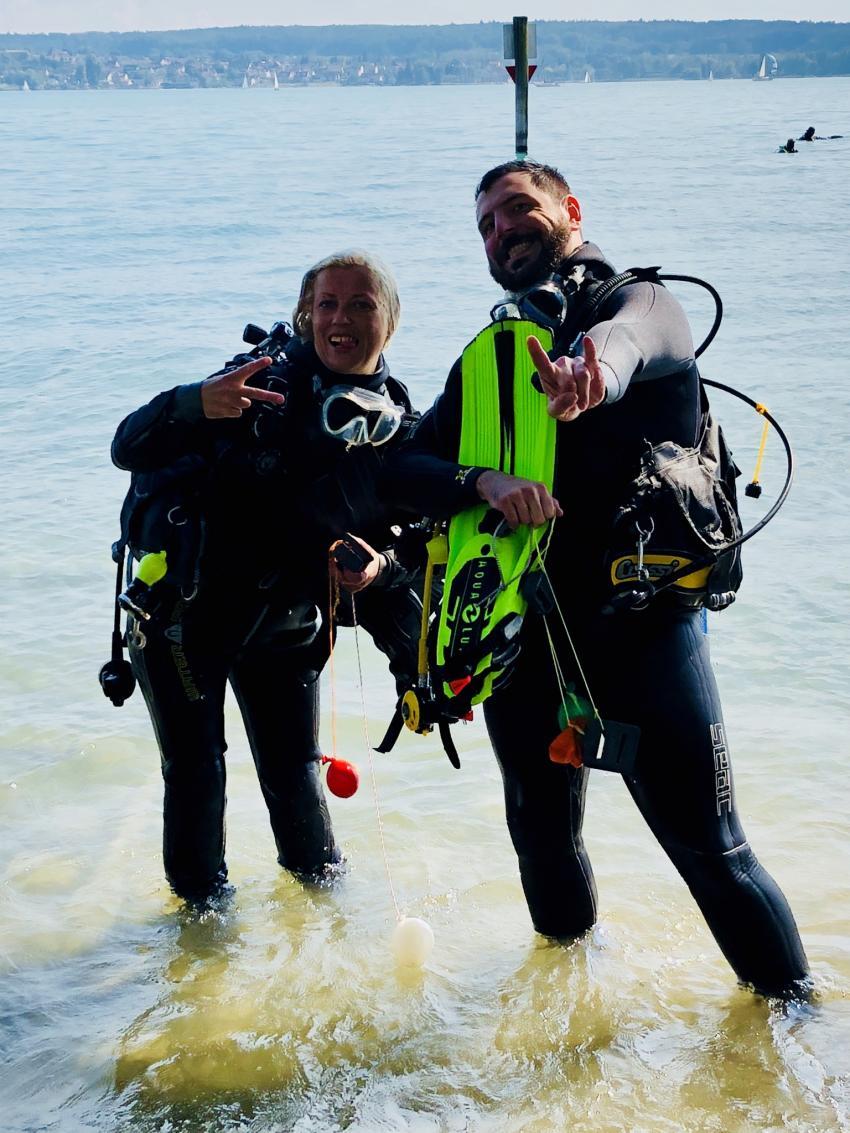 Dreams of Diving, Friedrichshafen, Deutschland, Baden Württemberg