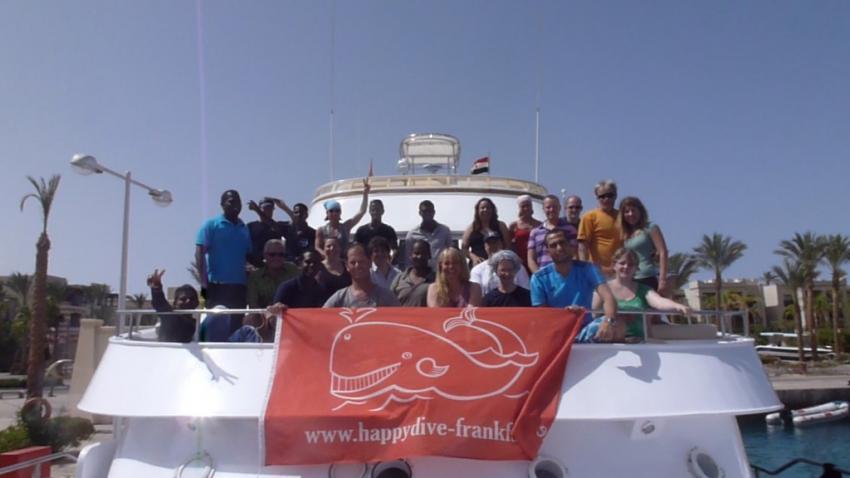 Tauchreisen Ägypten, Ägypten, Tauchreise, Happy Dive Frankfurt, Frankfurt am Main, Deutschland, Hessen