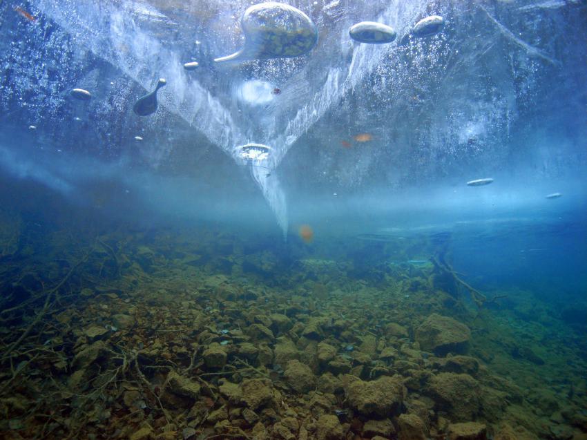 Eistauchen im Canyon(2012)