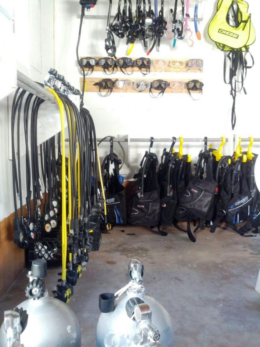Viva Diving, Grand Bahama, Bahamas