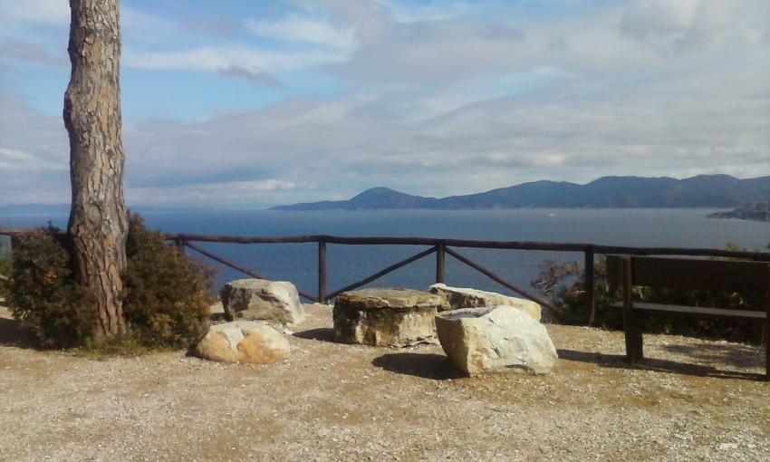 Auch für Landausflüge ist Elba super , natur pur auf elba, Spiro Sub Diving Elba, Marina di Campo (Elba), Italien, Elba