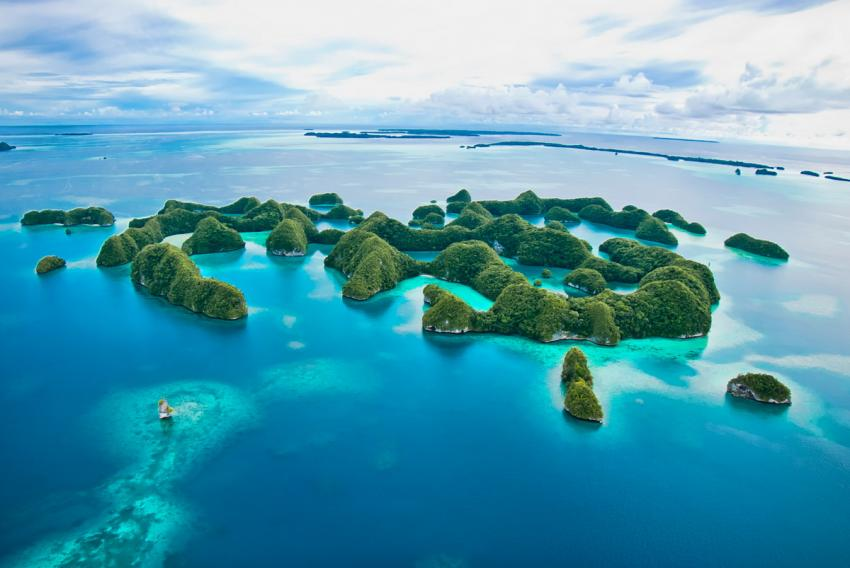Rock Islands, Rock Islands, Palau