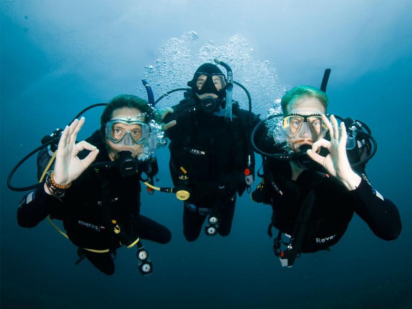 Open Water Kurs in Mauritius, OWD, PADI, SSI Kurs, Mauritius, TEC Diving Mauritius