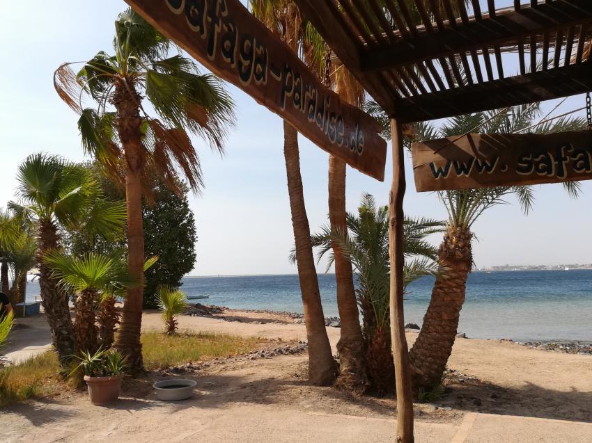 Tauchbasis, PANORAMA Guesthouse & Restaurant, Safaga, Ägypten, Safaga