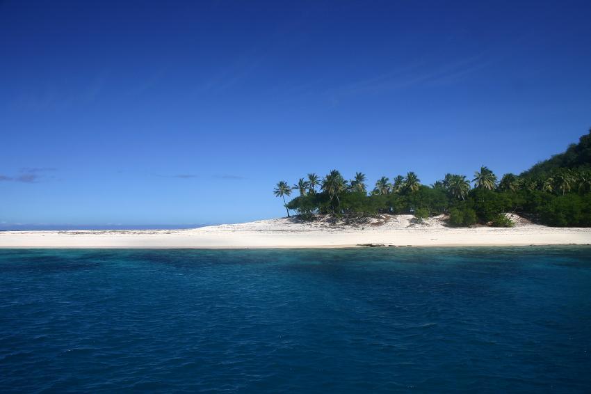 Mamanucas/Modriki, Mamanucas/Modriki,Fidschi,Strand,Insel,Palmen
