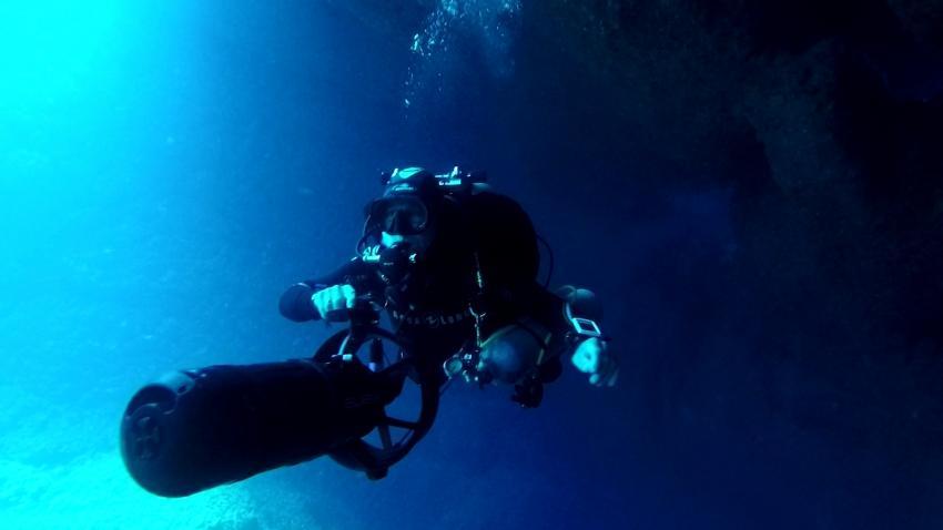 Scooter, Mittelmeer, Extra Divers - Gozo, Malta, Gozo