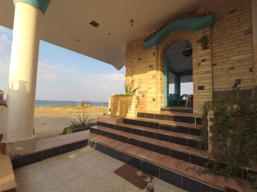 Eingang, Diving Station Reef-Villa, Ägypten, Marsa Alam und südlich
