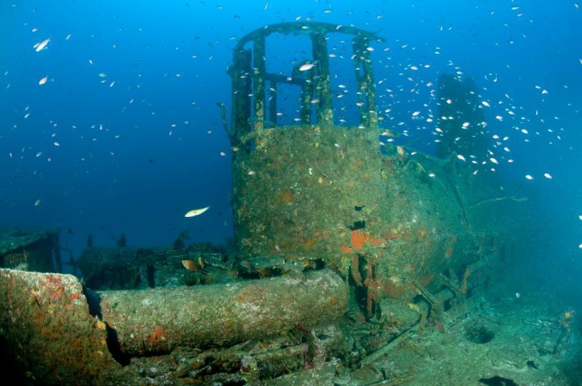 Le Rubis, EDS Center St. Tropez, Europeandiving School, St.-Tropez (Südfrankreich), Frankreich